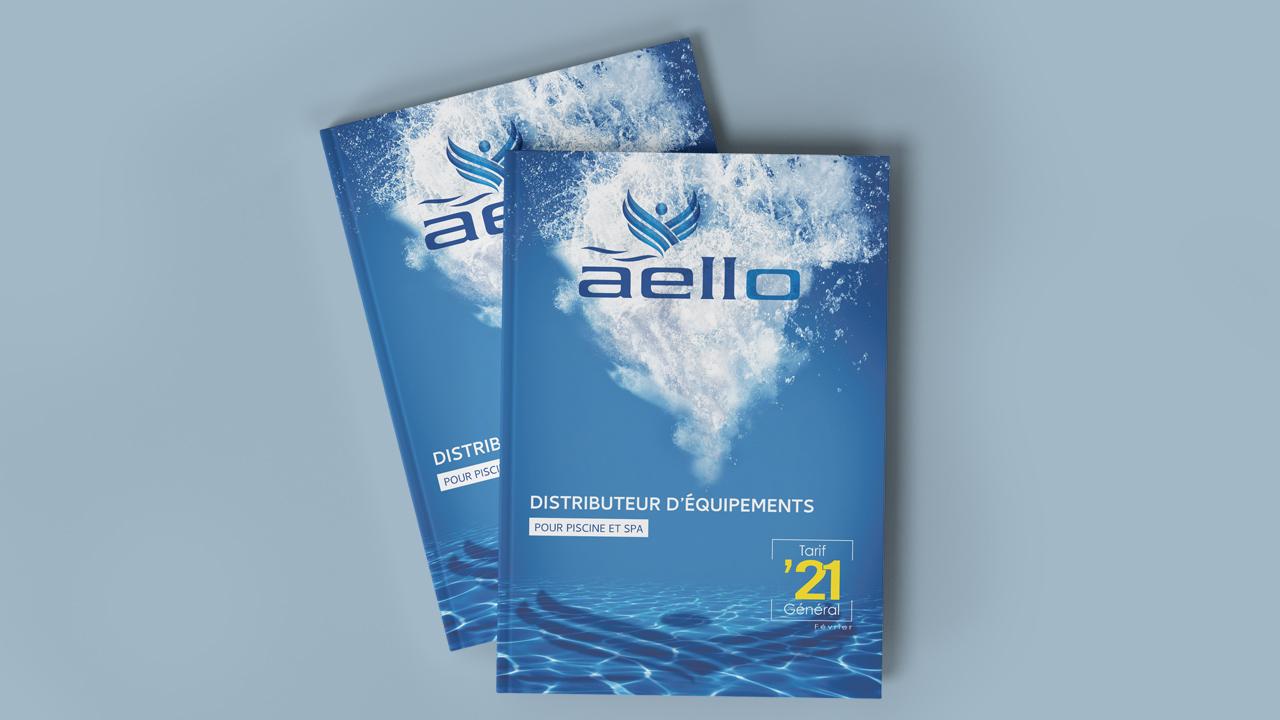 Catalogue 2021 d'Aello
