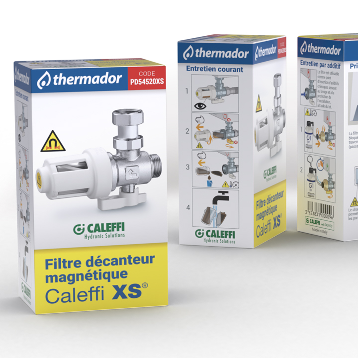 Packaging Thermador